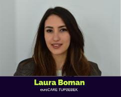 لورا بومان, منسقة شؤون المرضى الناطقين بالعربية & الفرنسية